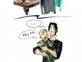 Две мамки для Драко